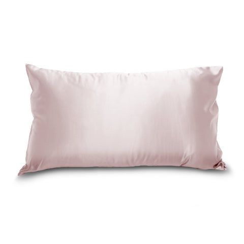Mulberry Park Silks - Deluxe 22 MM Pure Silk Pillowcase - Pink