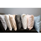 22 Momme Silk Pillowcases by Mulberry Park Silks