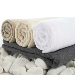 Abyss Spa Bath Towels