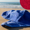Abyss Ocean Beach Towels - Hibiscus (502)