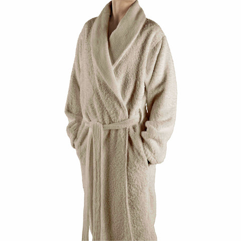 Abyss Super Pile Bath Robes - Linen (770)