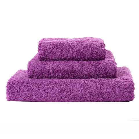 Abyss Super Pile Bath Towels - Dalhia (402)
