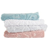 Abyss Gloria Bath Towels - Ivory (103)