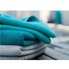 Abyss Twill Bath Towels - Turquoise (370)
