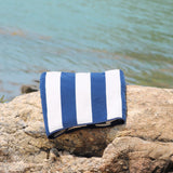 Abyss Prado Beach Towels - Cadette Blue (332)