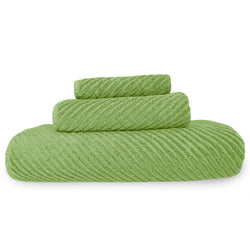 Abyss Super Twill Bath Towels - Apple Green (165)