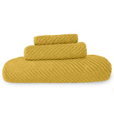 Abyss Super Twill Bath Towels - Lemon Curry