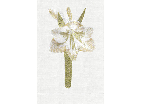 Anali Amaryllis Guest Towels