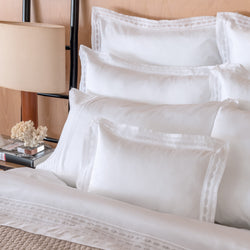 BOVI Sylvia Bedding - White