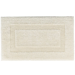 Graccioza Classic Bath Rug - Natural