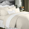 Sferra Celeste Bedding Collection - Mushroom