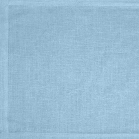 Matouk Chamant Table Linens - Sky