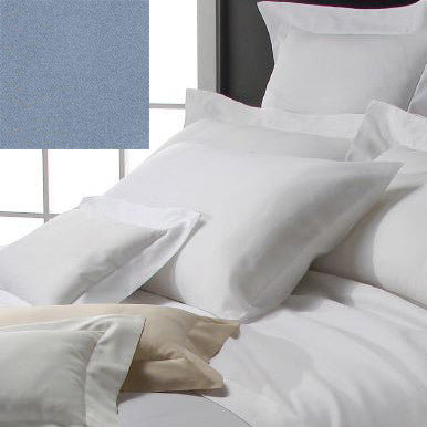 Dea Voile Bordo Bedding - Colonial Blue