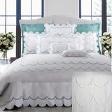 Dea Campanella Embroidered Bedding - Ivory