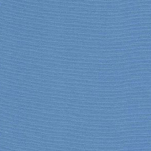 Dea Raso Sateen Plain Hem Bedding - Avion Blue
