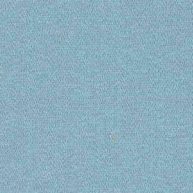Dea Raso Sateen Plain Hem Bedding - Sea Blue