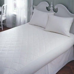 Downright 100% Cotton Mattress Pads