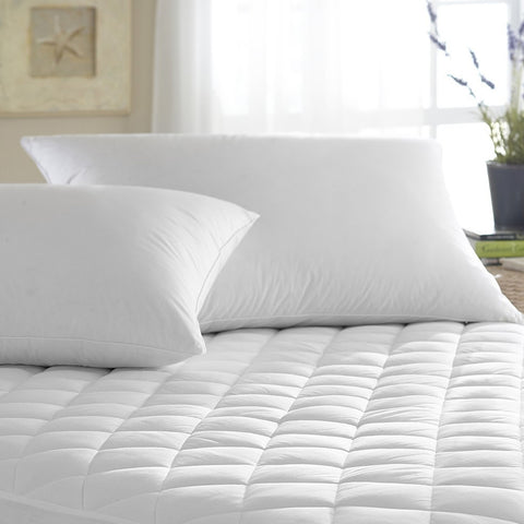 Downright Sateen Pillow Protectors