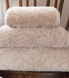 Graccioza Egoist Bath Towels - Tile
