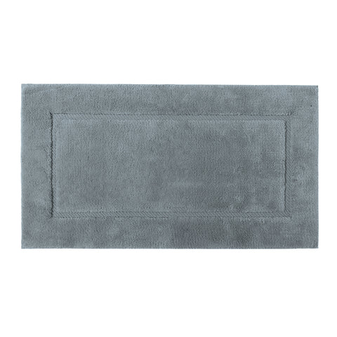 Graccioza Egoist Bath Rugs - Steel