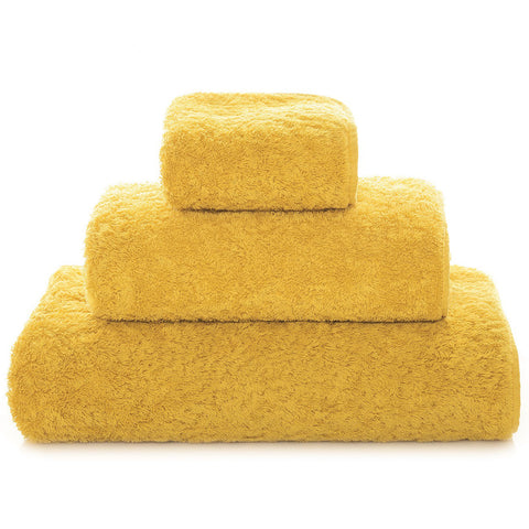 Graccioza Egoist Bath Towels - Mustard