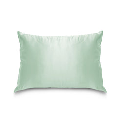 Little Royals Pure Silk Toddler Pillowcase - Goodnight Green