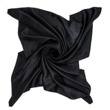 100% Pure Silk Head Scarf- Mulberry Park Silks