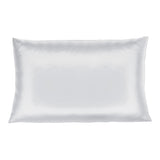 Mulberry Park Silks Luxury 19 MM Pure Silk Pillowcase - White