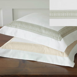 Nancy Koltes Queen Anne Bedding - Sage