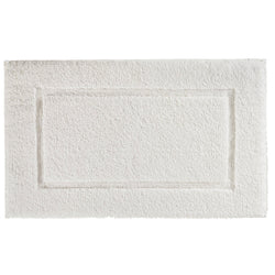 Graccioza Prestige Bath Rugs - White