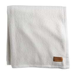 Peacock Alley All Seasons Blankets - White