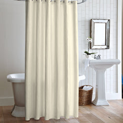 Peacock Alley Vienna Shower Curtain - Ivory