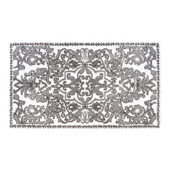 Habidecor Perse Bath Rugs - Platinum (992)