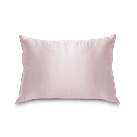 Little Royals Pure Silk Toddler Pillowcase - Lullaby Pink
