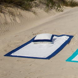 Abyss Portofino Beach Towels and Pillows - Cadette Blue (332)