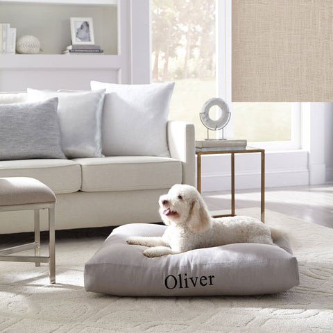 Sferra Lettino Pet Beds - Natural