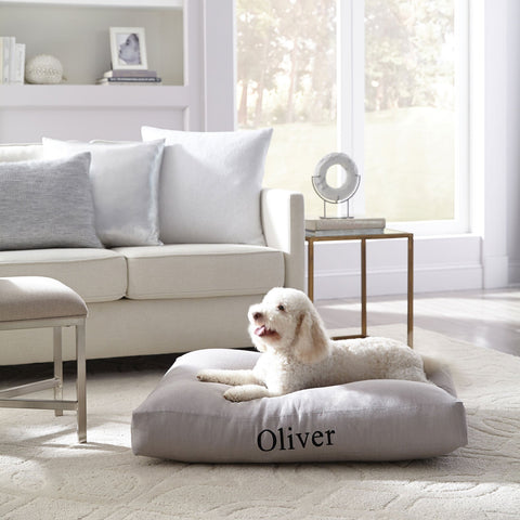 Sferra Lettino Pet Beds - Grey
