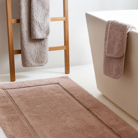 Graccioza Egoist Bath Rugs - Tile