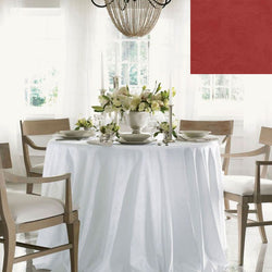Sferra Acanthus Table Linens - Garnet
