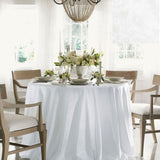 Sferra Acanthus Table Linens - White