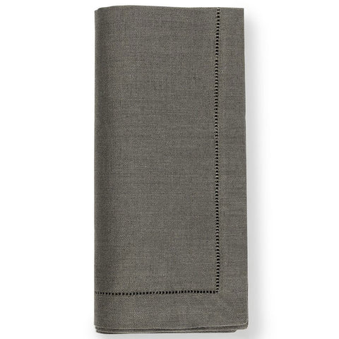 Sferra Festival Table Linens - Pewter