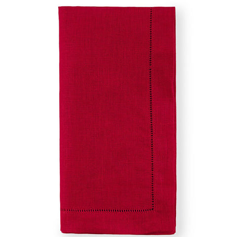 Sferra Festival Table Linens - Red