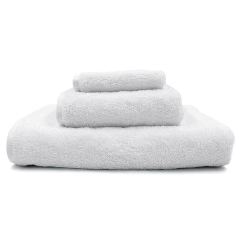 Winter Park Royal Supima Bath Towels - White