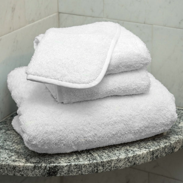 Winter Park Towel Co Royal Supima Bath Towels White