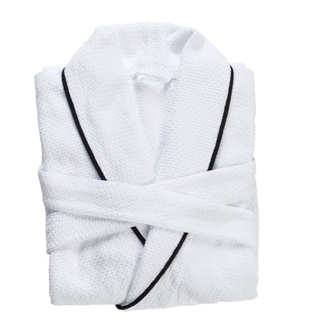 Abyss Dream Bath Robe - Black (990)
