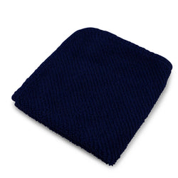 Abyss Twill Bath Towels - Blue Night (308)