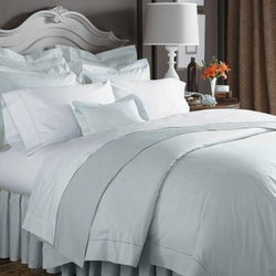 Sferra Celeste Bedding Collection - Ice