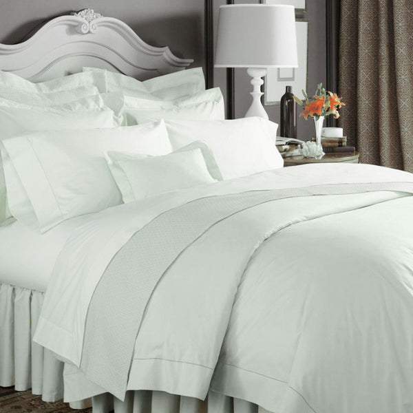 Sferra Celeste Bedding Collection Silver Sage Flandb Com