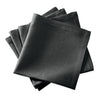 Matouk Chamant Table Linens - Charcoal