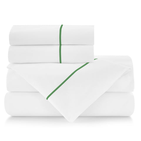 Peacock Alley Boutique Bedding - Green